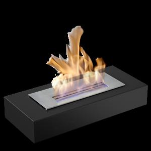 Bio ethanol kamin magenta for Kamin mit brennpaste