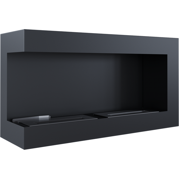bio ethanol kamin lecce 900 wandeinbau kamin ethanol. Black Bedroom Furniture Sets. Home Design Ideas