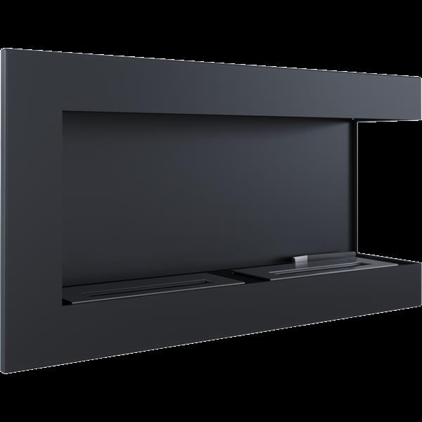 bio ethanol kamin lecce 900 wandeinbau kamin ethanol kamin online. Black Bedroom Furniture Sets. Home Design Ideas